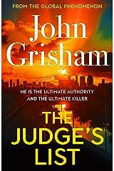 The Judge's List: The phenomenal new novel from international bestseller John Grisham Kindle Edition