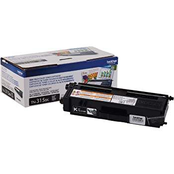 Brother TN-315BK DCP-9050 9055 9270 HL-4140 4150 4570 MFC-9460 9465 9560 9970 Toner Cartridge (Black) in Retail Packaging