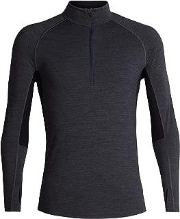 200 Zone Merino Wool Base Layer Long Sleeve Half Zip