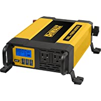 Deals on DEWALT DXAEPI1000 Power Inverter 1000W Car Converter