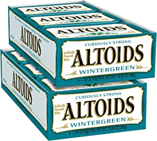 Best altoids wintergreen mints 1.76 ounce 12 packs Reviews