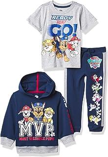 تی شرت Nickelodeon Paw Patrol Graphic Hoodie ، تی شرت ،
