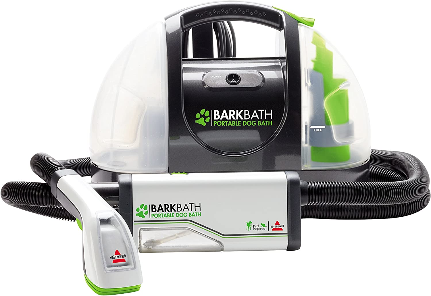 Bissell BARKBATH Portable Dog Bath and Grooming System, 1st Gen, 1844A