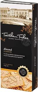 Trentham Tucker Almond Crispbread in Cello Pack, 150 g, Almond