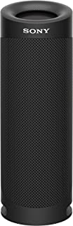 Sony SRS-XB23 Extra BASS Wireless Portable Speaker IP67 Waterproof Bluetooth and Built in Mic for Phone Calls, Black (SRSX...