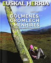 Dólmenes, cromlech y menhires: 19 (Euskal Herria)