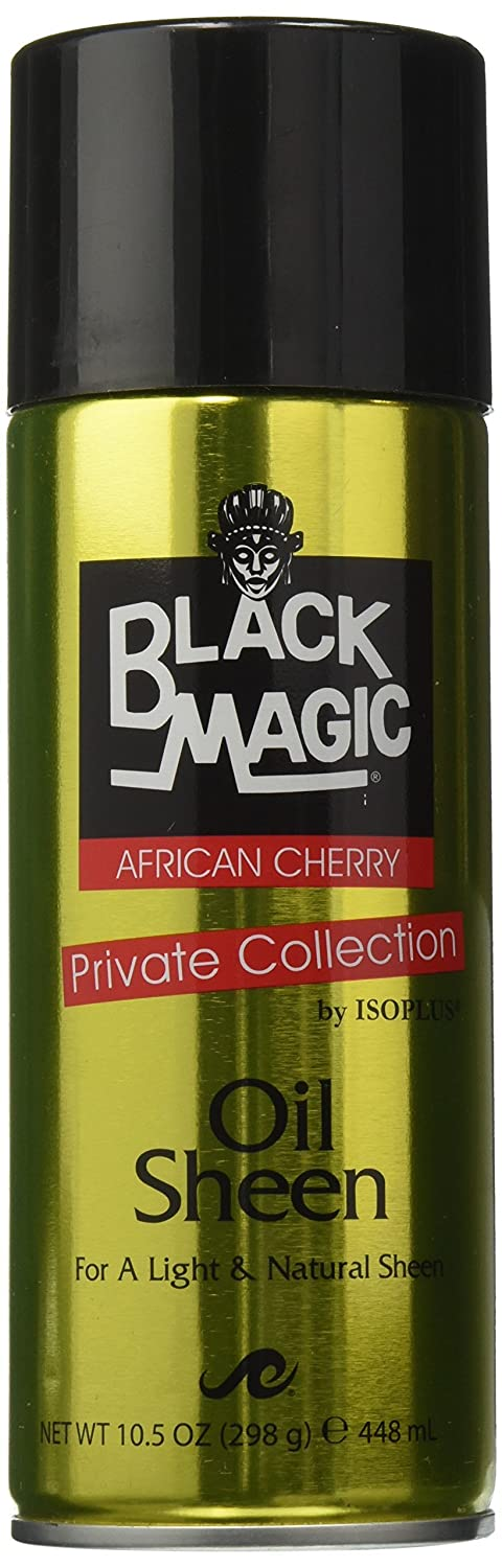 Black Online limited product Magic Max 73% OFF Oil Sheen Cherry 10.5 - 4 SET OF Ounce
