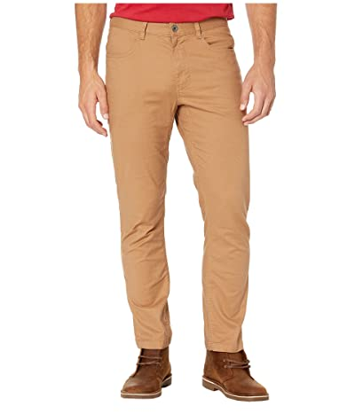 The North Face Slim Fit Motion Pants (Cargo Khaki) Men