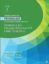 Best psychology statistics study guide Reviews