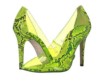 Jessica Simpson Pixera 2 (Neon Yellow) Women