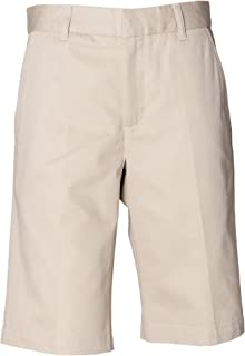 Henbury Womens Teflon® Stain Resistant Coated Flat Fronted Chino Workwear Shorts