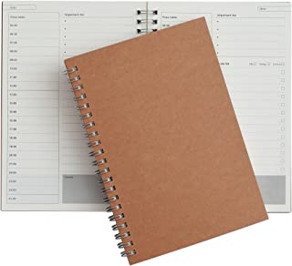 Time Management Manual and Planner - 48 Sheets – 130 millimeters by 190 millimeters - Daily Planning - Get Your Lif...