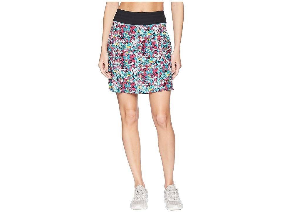 Skirt Sports Go Longer Skirt (Holiday Print) Women