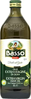 Basso Extra Virgin Olive Oil, 1L