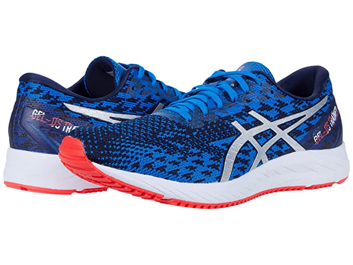 ASICS  GEL-DS Trainer 25 (Electric Blue/Pure Silver) Womens Running Shoes