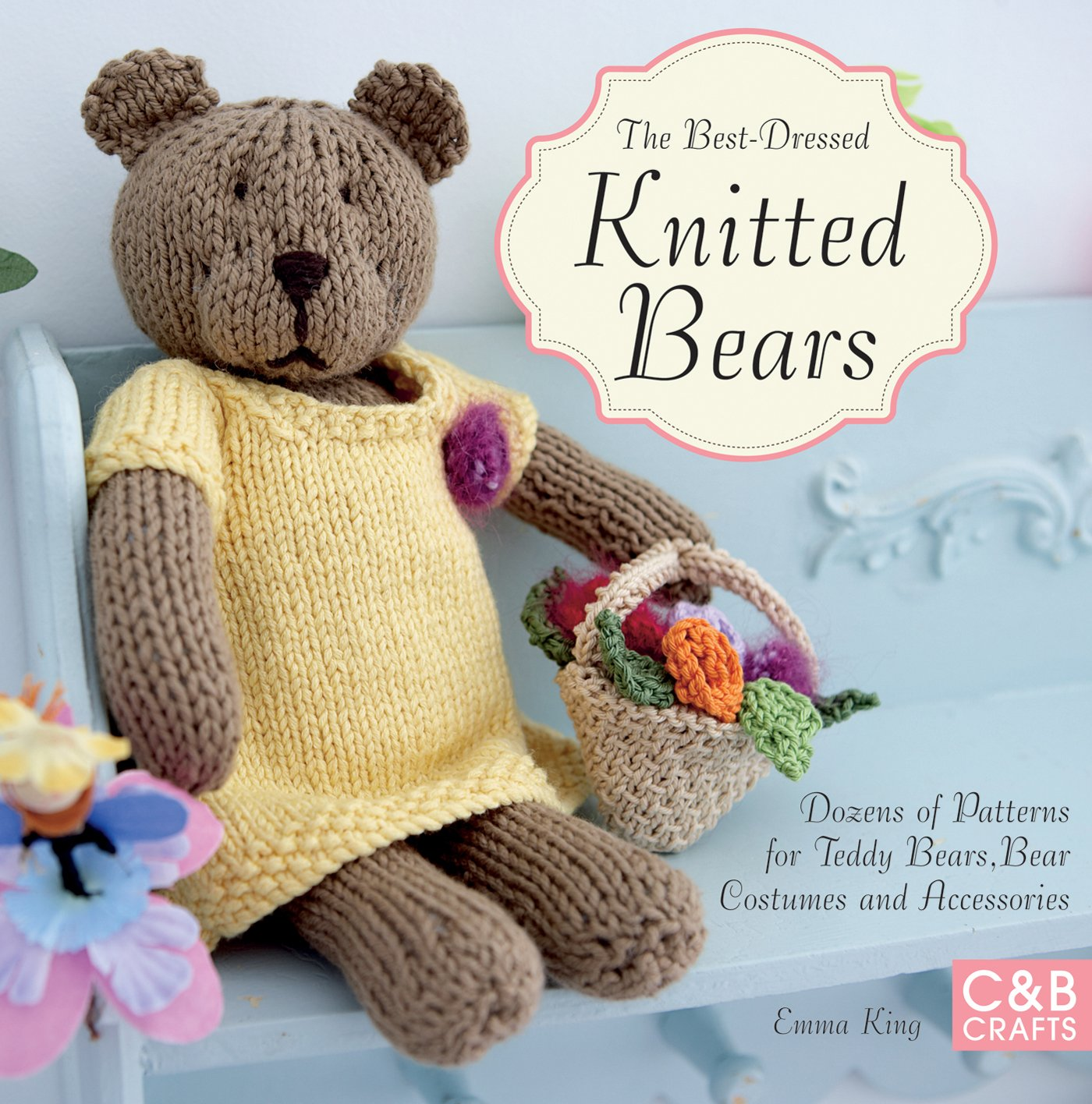 Teddy Clothes Knitting Patterns - FREE PATTERNS