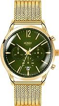 Henry London Mens Chronograph Chiswick Watch HL41-CM-0108