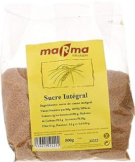 Bionsan Marma Azúcar Integral | Ecológico | De Caña | 4 Paquetes de 500gr | Total 2000gr