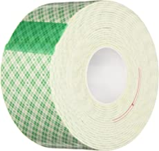 3M 4026 Natural Polyurethane Double Coated Foam Tape, 1