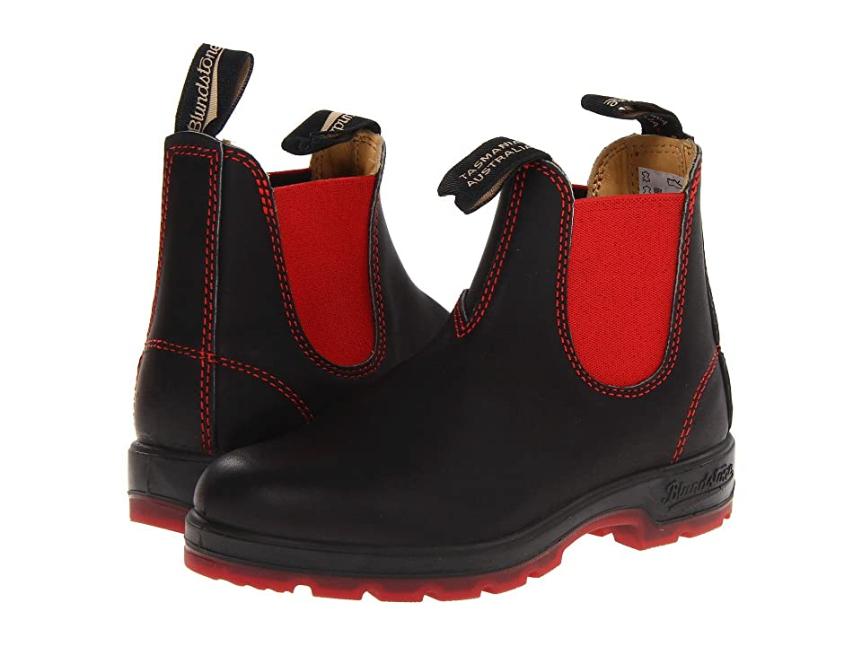 Blundstone BL1316 (Black/Red) Boots