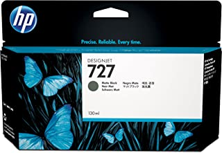 HP 727 (B3P22A) Matte Black Original Ink Cartridge