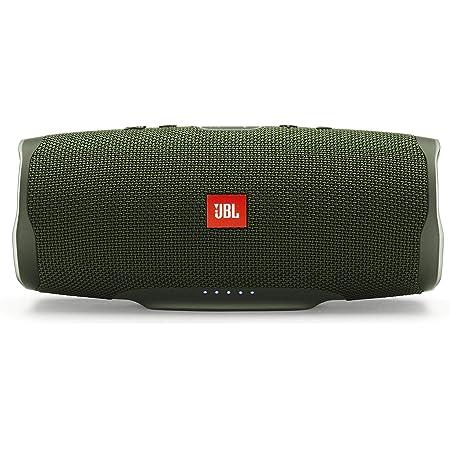 Jbl Charge 4 Bluetooth Lautsprecher In Grün Wasserfeste Portable Boombox Mit Integrierter Powerbank Mit Nur Einer Akku Ladung Bis Zu 20 Stunden Kabellos Musik Streamen Audio Hifi