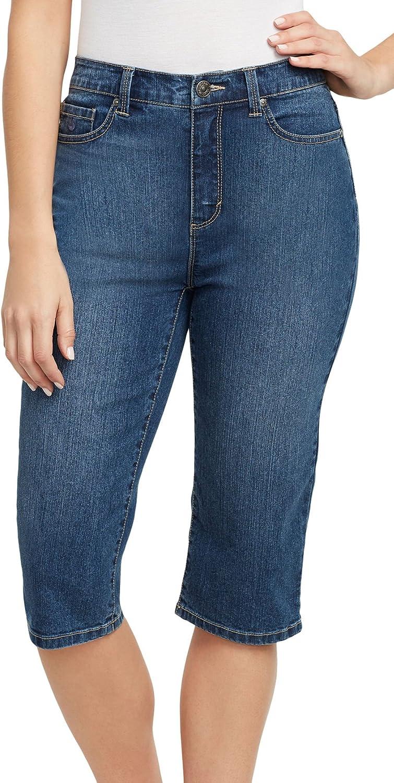 Gloria Vanderbilt Womens Amanda Skimmer Casual Pants