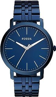 Fossil Men's Ledger Stainless Steel Dress Quartz Watch
