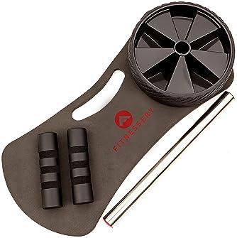 Ab Roller for Abs Workout - Ab Roller Wheel Exercise Equipment - Ab Wheel Exercise Equipment - Ab Wheel Roller for Ho...