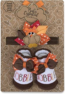 thanksgiving turkey booties
