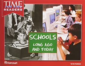 Harcourt School Publishers Horizons: Time For Kids Reader Grade K Sch Long Ago/Today