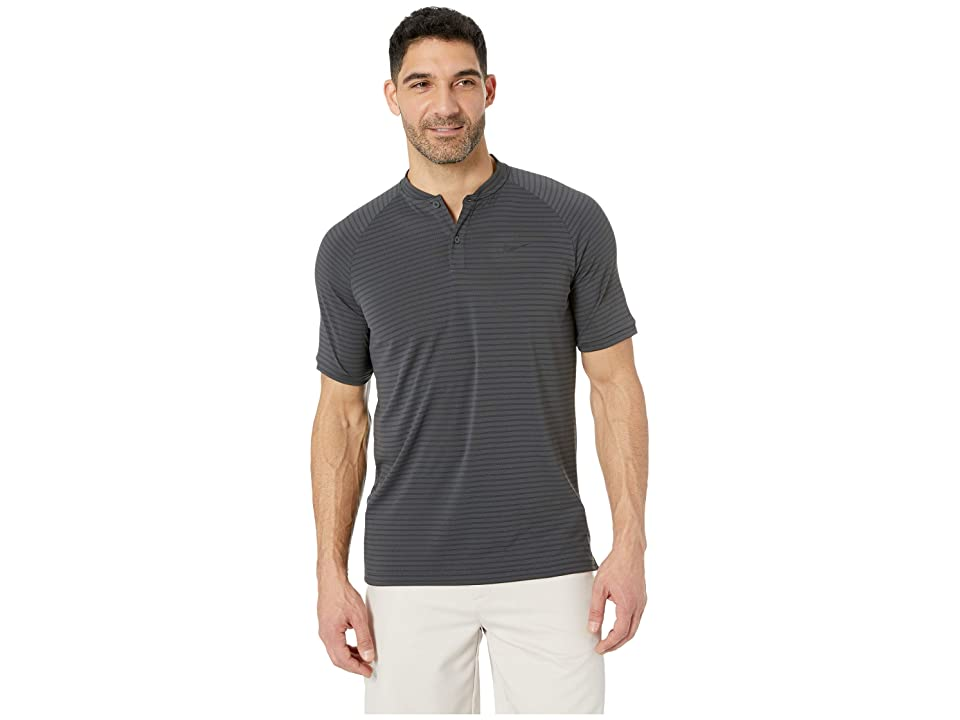 66eb7f8a Nike Golf Zonal Cooling Polo (Anthracite/Black) Men