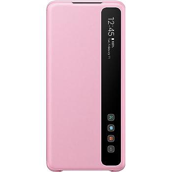 Samsung Clear View Smartphone Cover EF-ZG985 für Galaxy