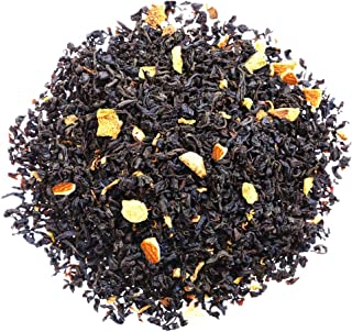 Sweet Black Tea - Cinnamon Flavor - Caffeinated - Chinese Tea - Loose Leaf Tea - 2oz