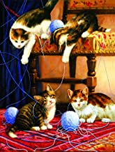 product image for Balls of Yarn 500 pc Jigsaw Puzzle by SUNSOUT INC