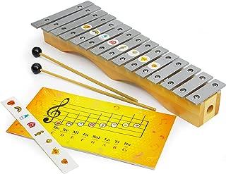 glockenspiels and xylophones