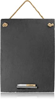 Artaste 28638 Slate Chalkboard and Soapstone Chalk, 12 by 16-Inch