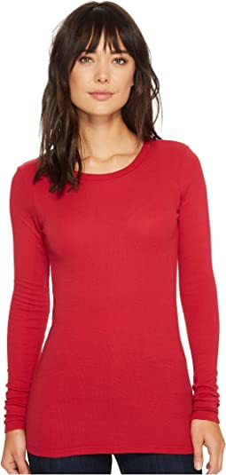 LAmade - Long-Sleeve Crewneck Thermal Top