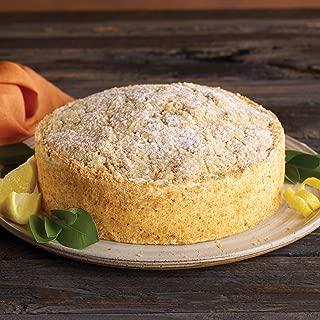 Kansas City Steaks Lemon Cream Cake 8 in
