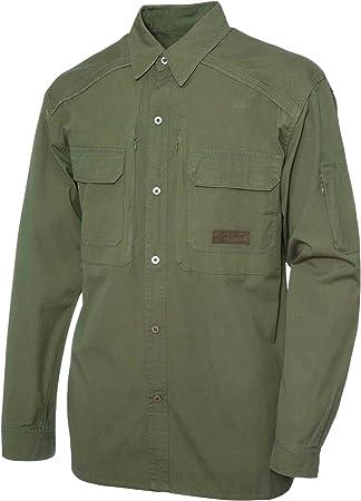 BENISPORT - Camisa 100% algodón country : Amazon.es: Deportes ...