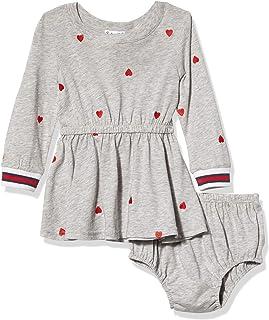فستان Splendid Baby Girls' بأكمام طويلة للأطفال