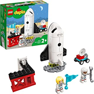 LEGO DUPLO Town 10944 Space Shuttle Mission (23 Pieces)