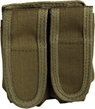 Uncle Mike's Double 40mm/37mm Molle Compatable Round Pouch
