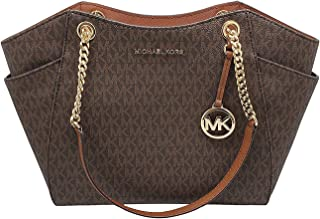 Michael Kors womens Jet Set Travel Large Chain Shoulder Tote 35f8gtve7b