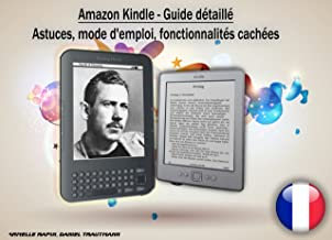 Livres Kindle - Guide détaillé. Astuces, mode d'emploi, fonctionnalités cachées PDF