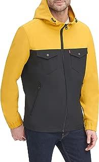 Men's Arctic Cloth Performance Hooded Rain Jacket