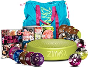 Zumba Fitness Incredible Results Ultimate DVD System