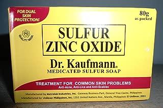 Dr Dry Dr. Kaufmann Medicated Sulfur Soap 80gr