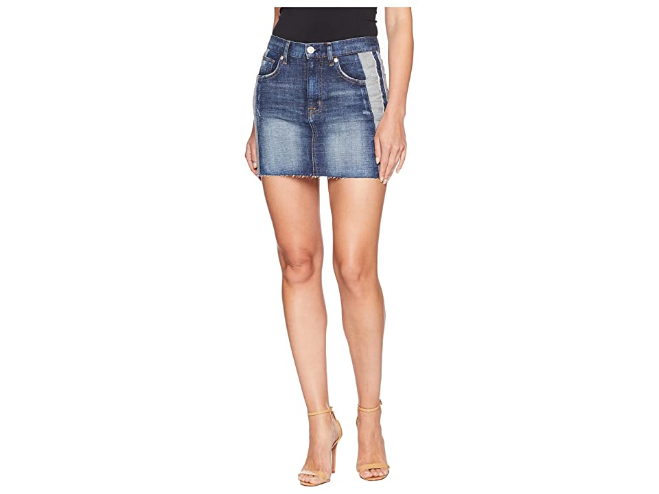 Hudson Jeans The Viper Mini Skirt in Rip Love (Rip Love) Women's Skirt
