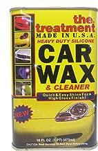 The Treatment 26016 The Heavy Duty Silicone Car Wax 16oz, 16. Fluid_Ounces